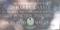 Harry Cassel