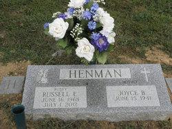 Russell Edward Rusty Henman