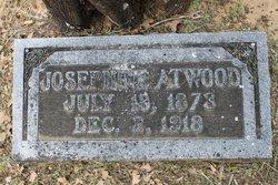 Martha Josephine Josie <i>Bruce</i> Atwood