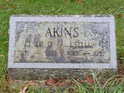 Estella May Stella <i>Taylor</i> Akins