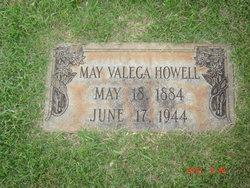 May <i>Valega</i> Howell