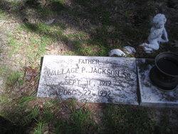 Wallace Preston Jackson, Sr