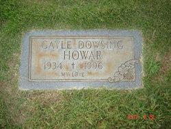 Gayle <i>Dowsing</i> Howar