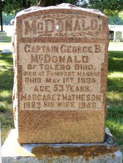 Margaret <i>Matheson</i> MacDonald