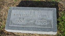William Albert Battle