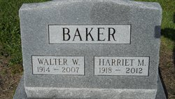 Harriet M. Baker