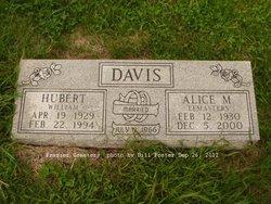 Alice M <i>Lemasters</i> Davis