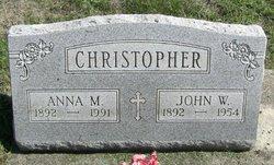 Anna <i>Mellon</i> Christopher