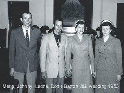 Johnny Deloss Barton