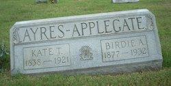 Birdie <i>Ayres</i> Applegate