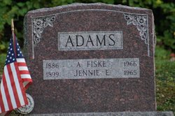 Alexis Fiske Adams