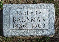 Barbara Bausman