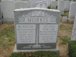Blanche <i>Novack</i> Morris