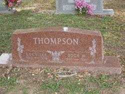 Lucy Lee <i>Boyd</i> Thompson
