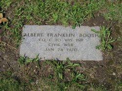 Albert Franklin Booth