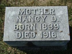 Nancy D <i>Gilbert</i> Ankrom