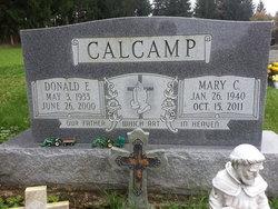 Mary C. Calcamp