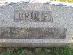 Frances <i>Breen</i> Bruce