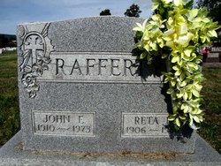 John E Rafferty