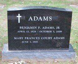 Benjamin F. Adams, Jr