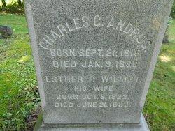 Esther P. <i>Wilmot</i> Andrus