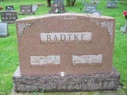 Clarence R. Badtke