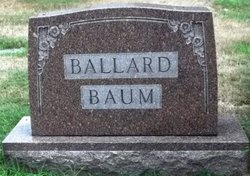 Marie Louise Lula <i>Zuerner Jackson</i> Ballard