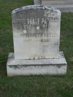 Mary <i>Sparks</i> Sadtler