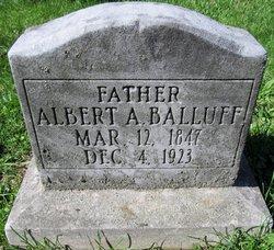 Albert A. Balluff