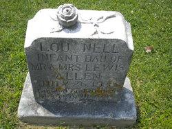 Lou Nell Allen