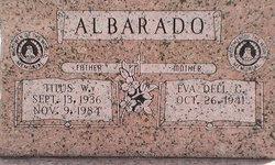 Titus Ward Albarado