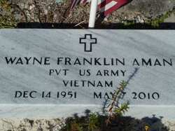 Wayne Franklin Aman