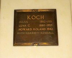 Howard Roland Koch
