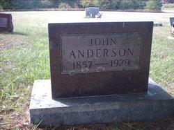 John Anderson