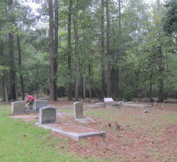 County Line Primitive Baptist Church Cemetery