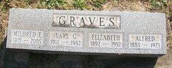 Mildred Ellen <i>McCoy</i> Graves