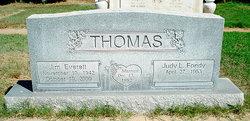 Judy L. <i>Fondy</i> Thomas