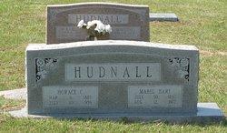 Mabel Clifford <i>Hare</i> Hudnall