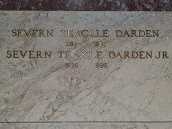 Severn Teackle Darden