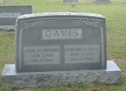 Goldie <i>Alford</i> Davis