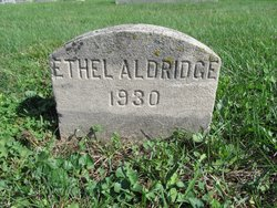 Ethel <i>Jackson</i> Aldridge