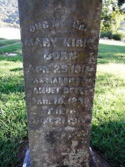 Mary <i>Kirk</i> Beene