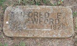 Mildred E. Crawford