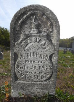 Mary Ann <i>Conner</i> Oldham