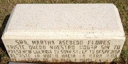 Martha Graciela <i>Flores</i> Asebedo