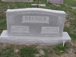 Helen Maurine <i>Hartley</i> Bruner