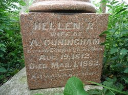 Hellen Ross <i>Allen</i> Cunningham
