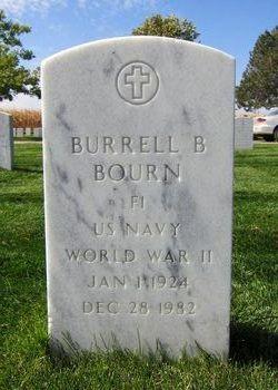 Burrell B Bourn