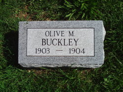 Olive Marie Buckley