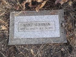 Mable Alderman